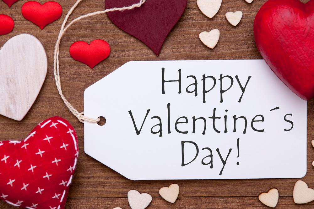 С днём всех влюблённых! 14.02.2019