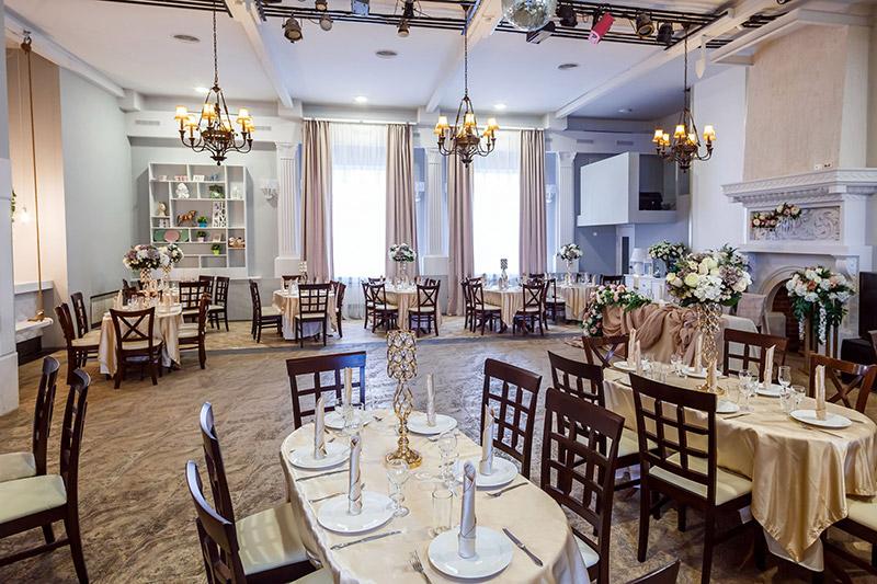 Банкетный зал Парк-отель «Маликон»