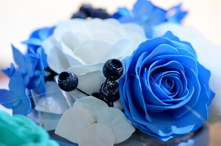 Fleur secret. Эксклюзивные свадебные букеты