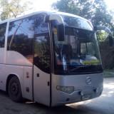 Комфортабельные автобусы для торжеств