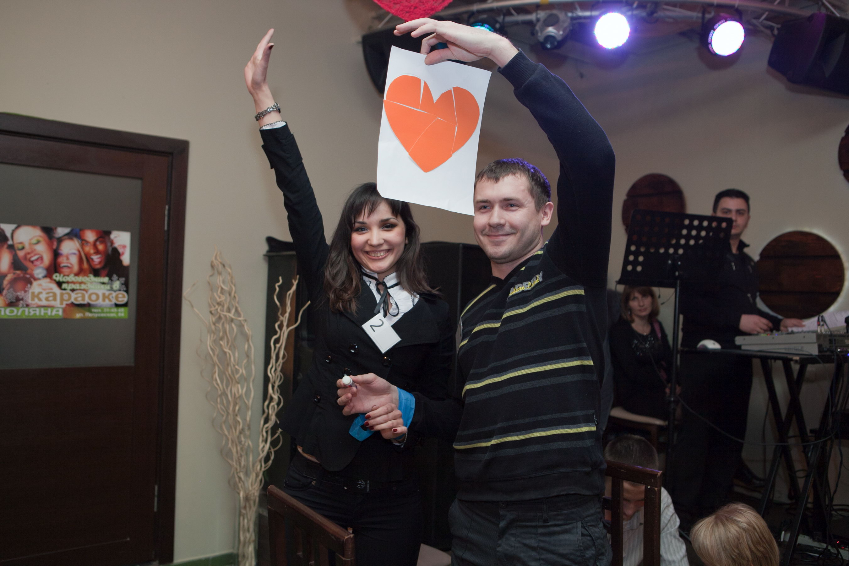 Итоги конкурса Самая красивая свадьба Таганрога 2011