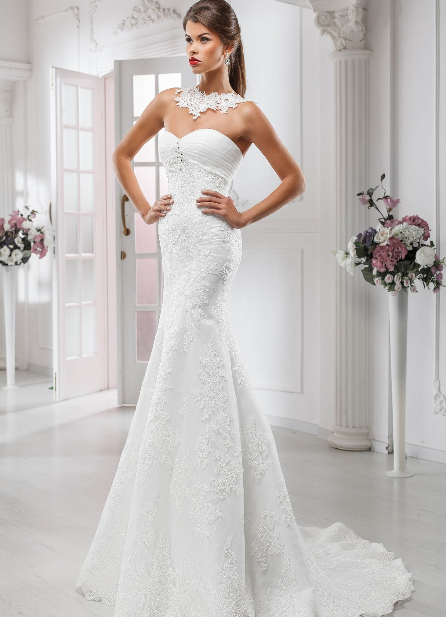 Платье невесты | Модель платья