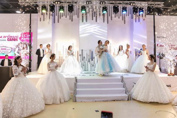 Обновленный «Свадебный салон» распахнет двери для будущих молодоженов с 12 по 14 февраля 2021