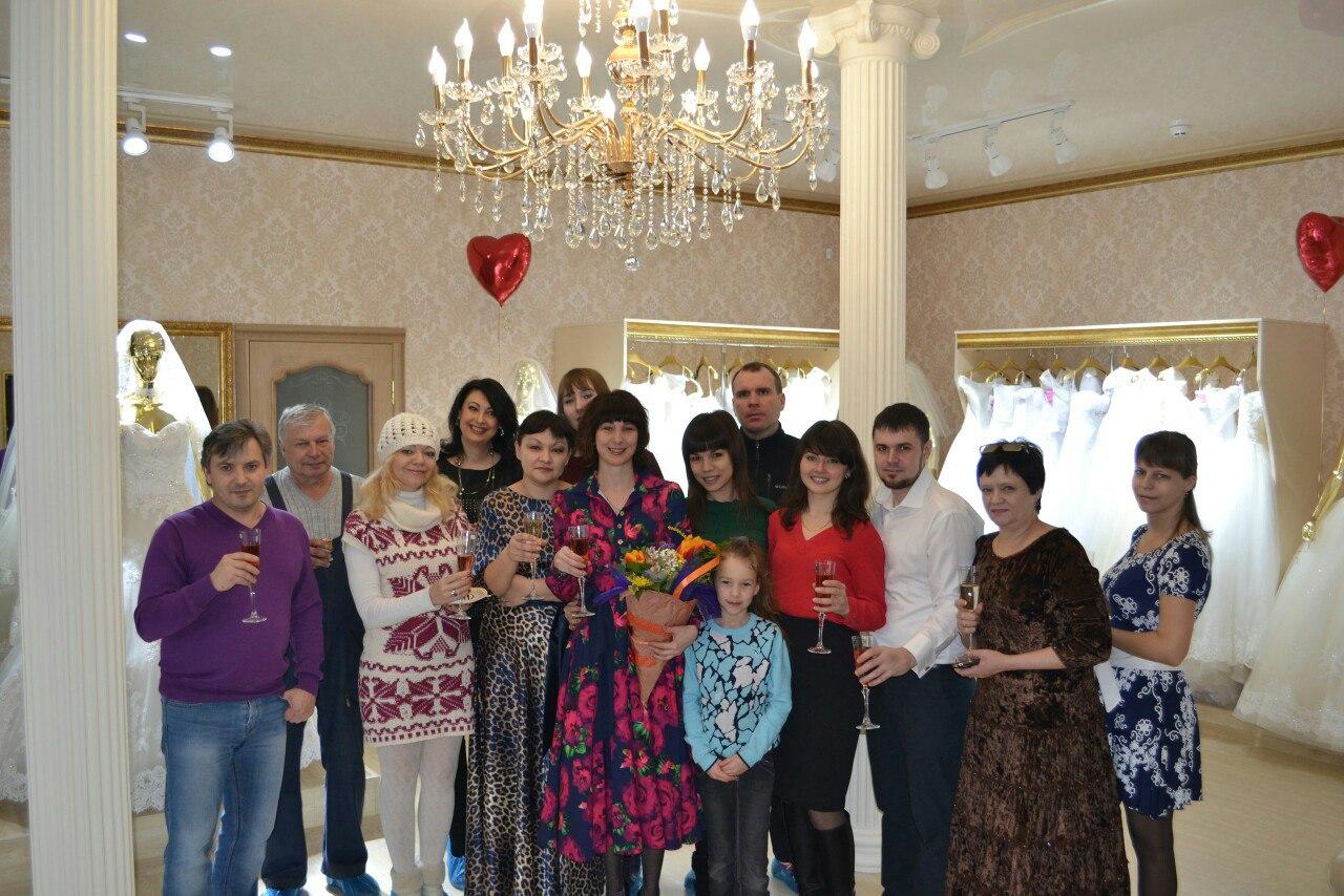 Открылся новый свадебный салон IVORI