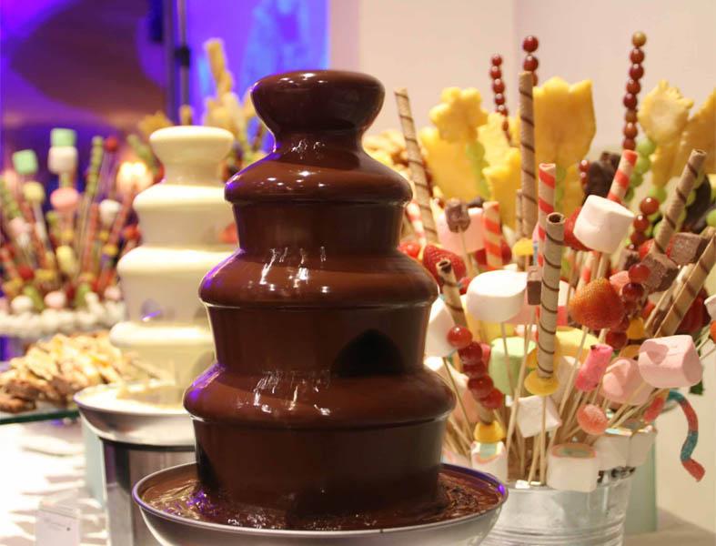 Шоколадный бум