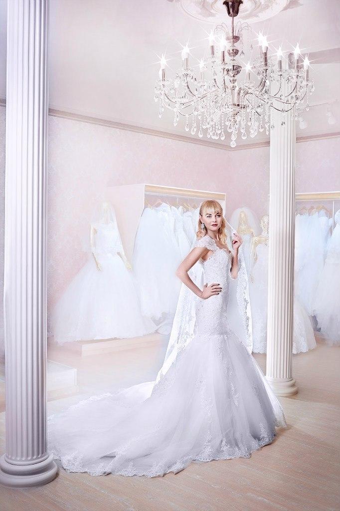 Скидки до -50% на коллекции свадебных платьев 2017 г. в свадебных салонах IVORI и Каприз