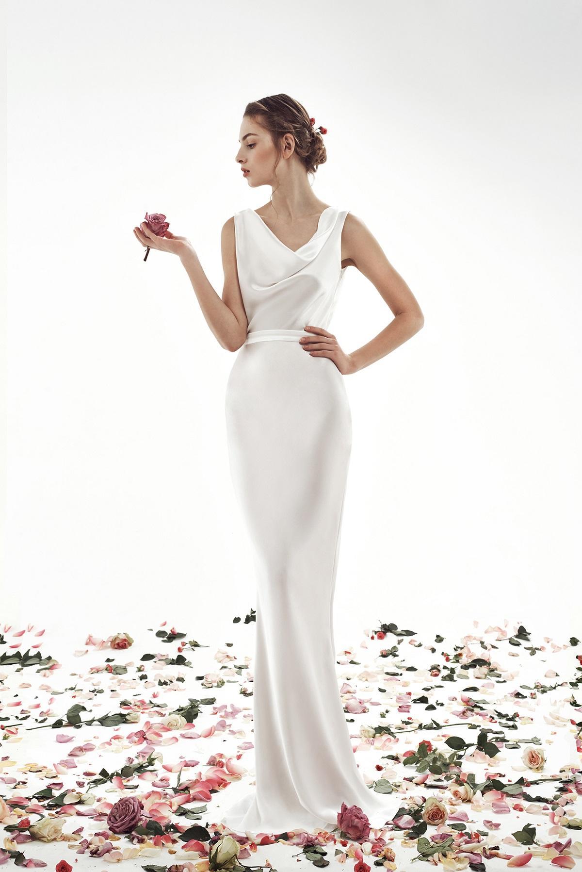 Платье невесты | Стиль «Ножны»