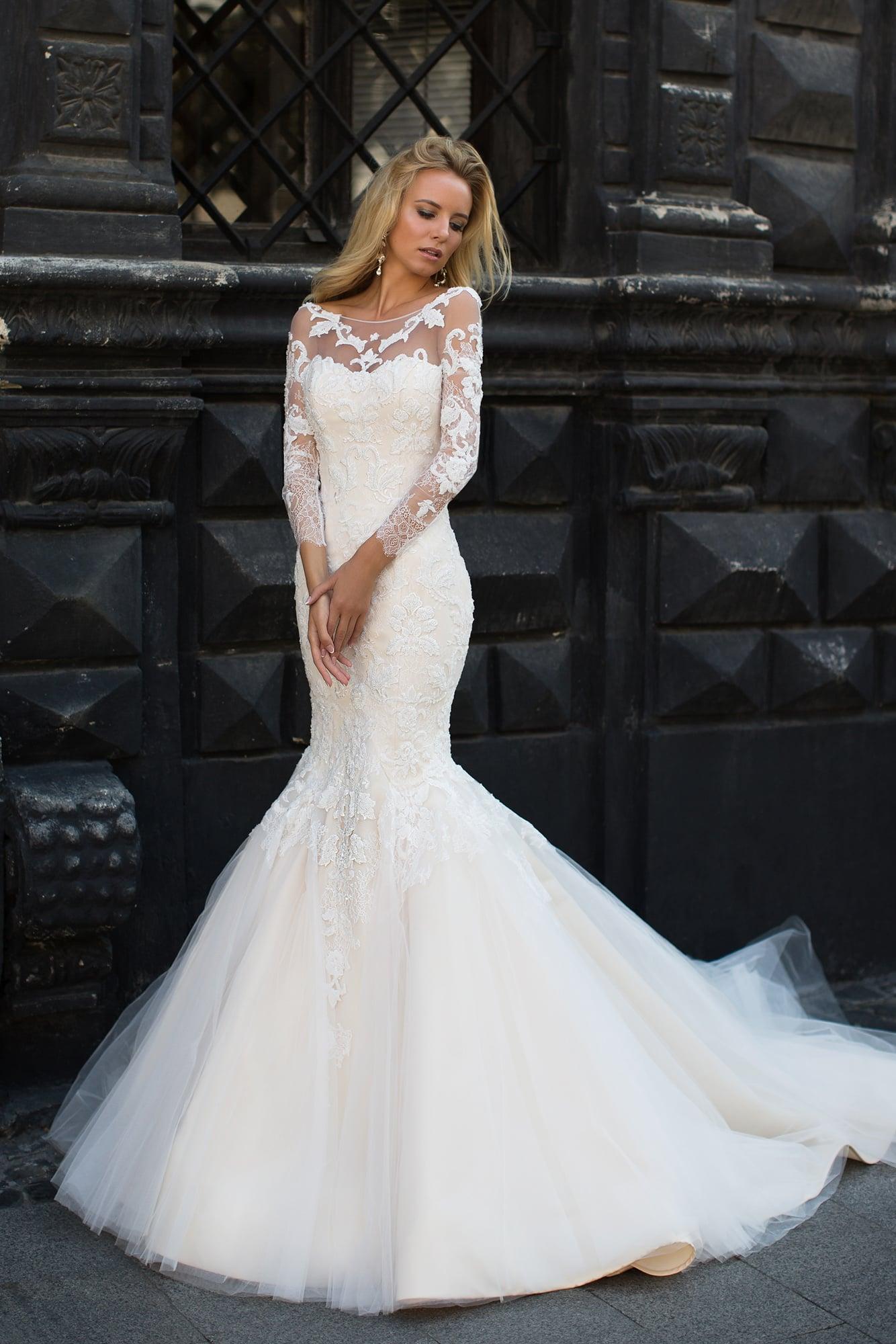 Платье невесты | Стиль «Русалка»