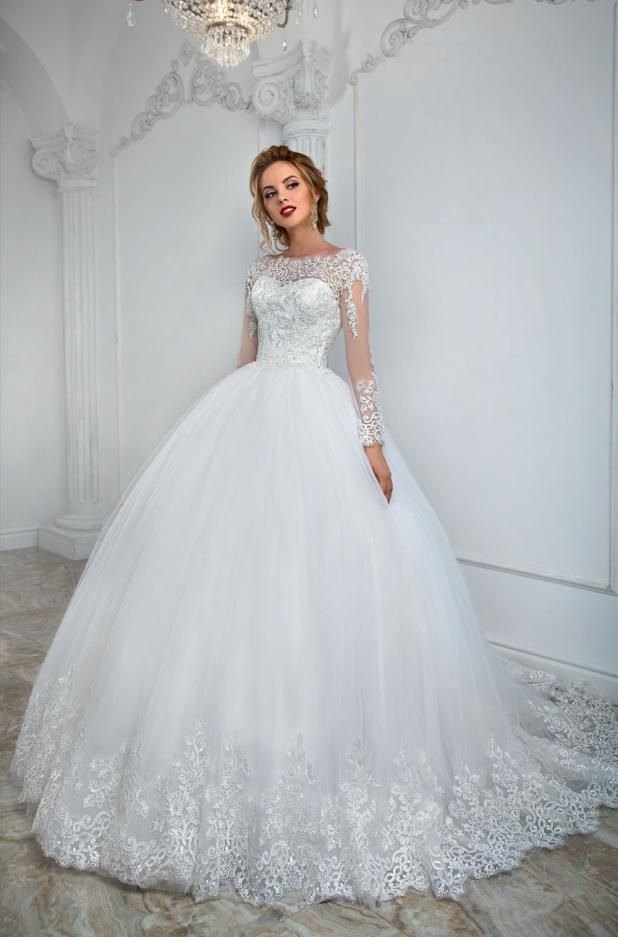 Платье невесты | «Сказка» или «Шар»