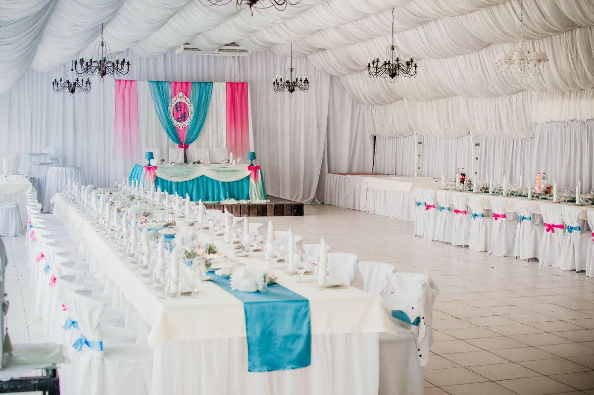 Свадебный банкетный холл