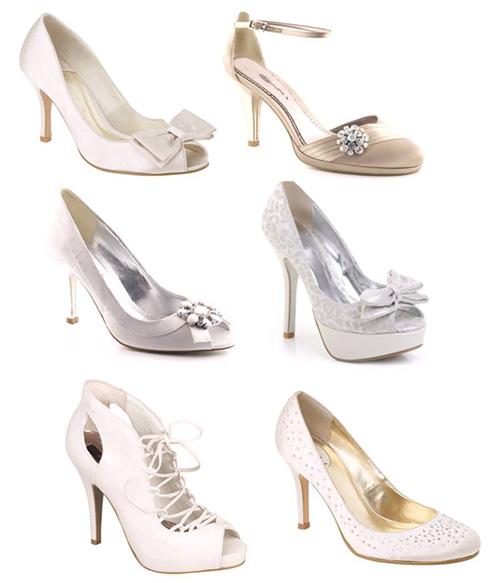 Свадебные аксессуары | Туфли