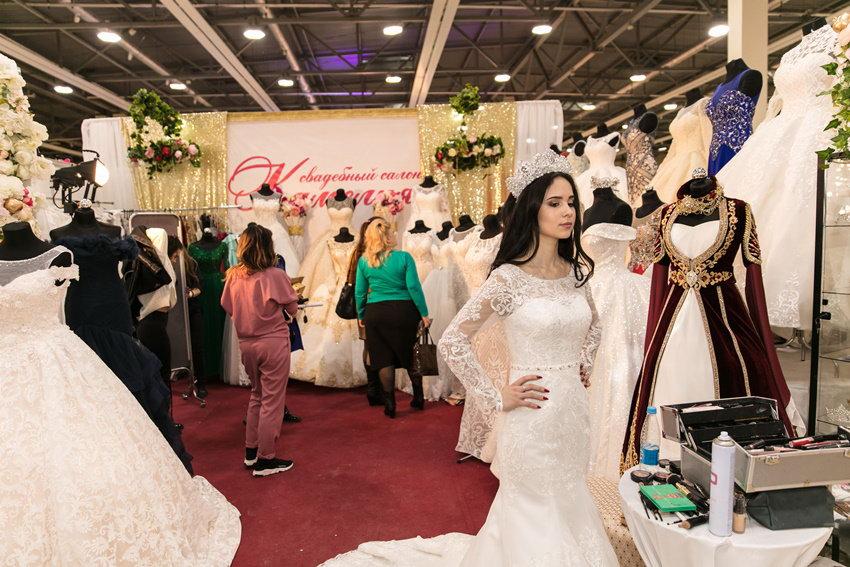 В апреле в Ростове-на-Дону вновь откроется крупнейшая на юге России выставка «Свадебный салон»