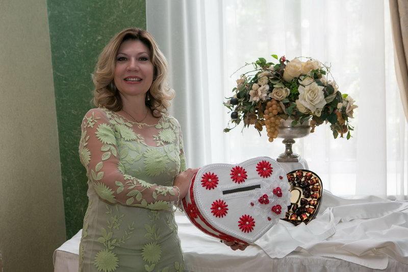 Ведущая Витолина - ведение и музыкальное оформление свадеб, вечеров, юбилеев