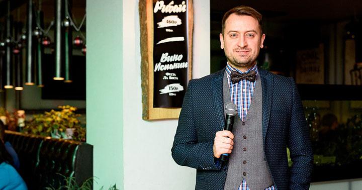 Ведущий Роман Шишкин