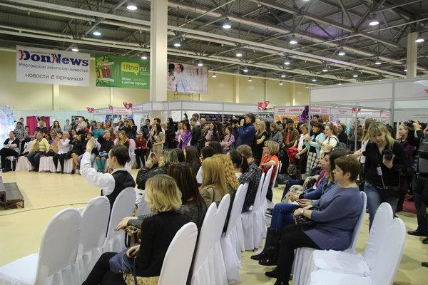 Фотоотчёт «Свадебный салон & Выпускной бал» ВертолЭкспо 2016