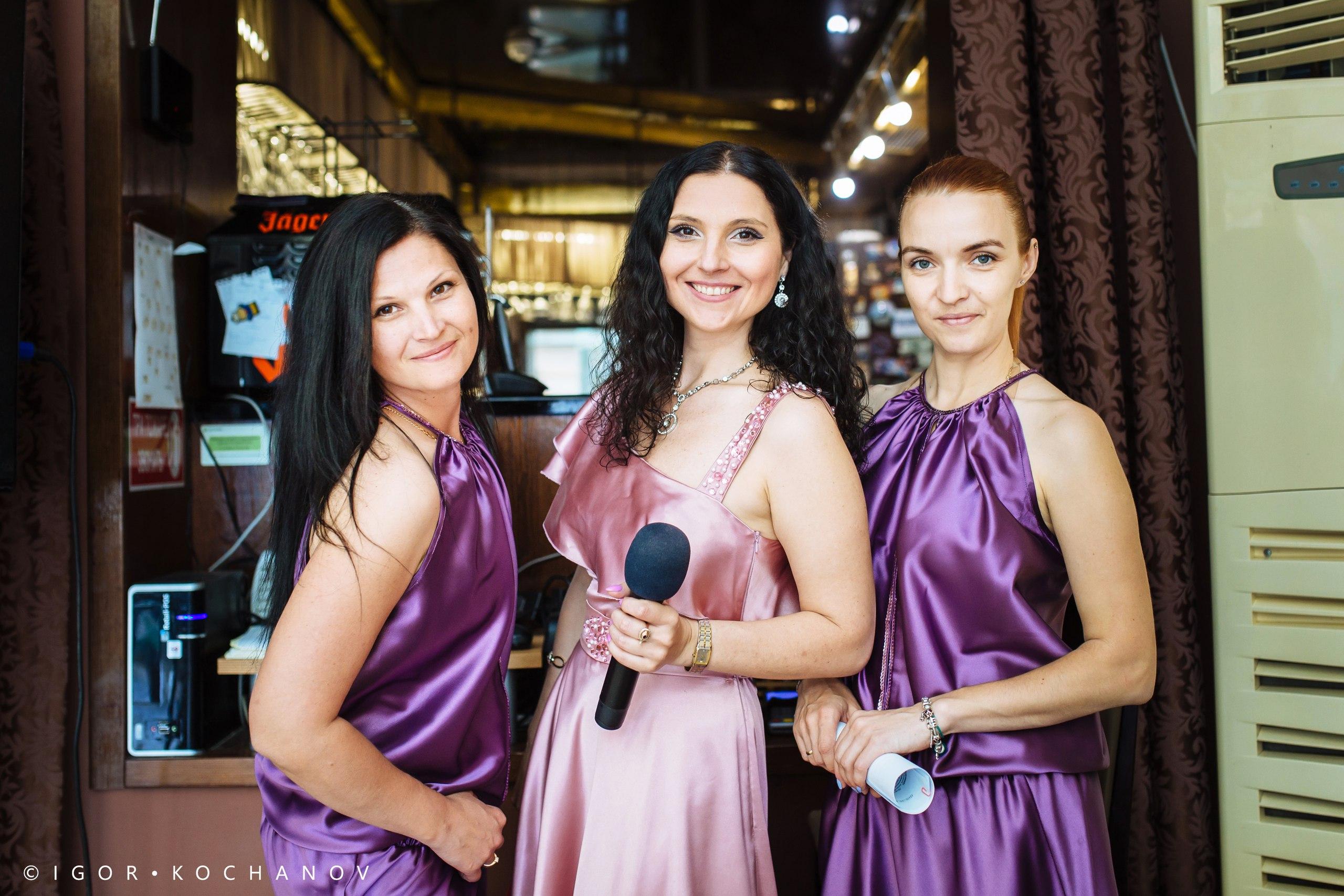 Виталия Роменская - ведущая свадеб