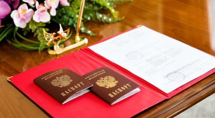 График подачи заявлений на регистрацию брака на 2019 год